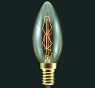E14 40W Incandescent Bulb Candle Bulb In Warm White