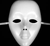 Halloween White Street Dance Mask