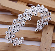 Z&X®  Fashion silver bracelet Christmas Gifts