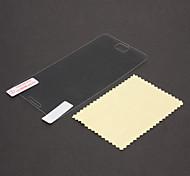 Anti-Glare Crystal Clear LCD Screen Protector Greatest Guarder für Samsung Galaxy SII I9100