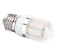 Bombillas LED de Mazorca T E26/E27 4W 24 SMD 5050 300 LM Blanco Cálido AC 110-130 / AC 100-240 V