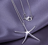 Lovely Starfish Shaped Pendant  (Pendant Only)