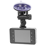 2.0 Inch CAR DVR/CAR BLACK BOX 140° Wide Angle Lens