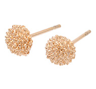 Earring Stud Earrings Jewelry Women Daily Gold / Alloy Gold