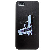 Cool Gun's X Ray Image Pattern Anti-scratch Matte PC Hard Case for iPhone 5/5S
