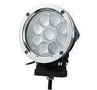 45W 9 LEDs Round Work Light