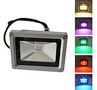 10w RGB LED spot avec télécommande AC100-240V de commande
