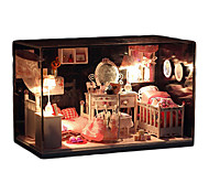 Dollhouse Furniture Assembling Toy