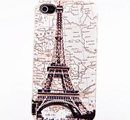 Eiffelturm zurück Fall für iPhone 4/4S