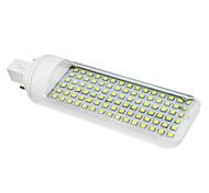 6W G24 Bombillas LED de Mazorca T 90 SMD 3528 230-260 lm Blanco Fresco AC 85-265 V
