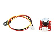Active Buzzer Sound Module for SCM Development Red