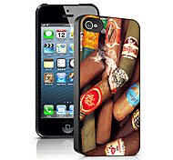 Cigarettes Pattern 3D Effect Case for iPhone5