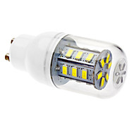 4W GU10 LED Corn Lights T 24 SMD 5730 330-380 lm Cool White AC 220-240 V