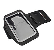 Sporty Waterproof Armband Pouch with USB Car Charger for iPhone 5/5S (5V 1A)