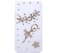 Ballet Resin Back Case for Samsung Galaxy S2 I9100