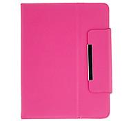 Design de Moda Caixa Protectiove com suporte para 8 polegadas Tablet (Rosa)