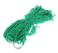 Portable Nylon Hammock for Outdoor Activity (Assorted Colors)