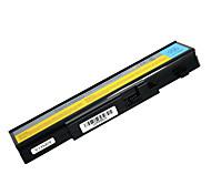 7800mAh da bateria do portátil da recolocação para IBM ThinkPad X200 + C58 - preta