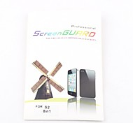 8X Clear Front Screen Protector for Samsung Galaxy S2 I9100