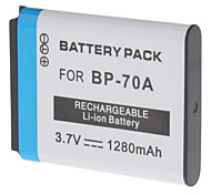 BP-70A Battery For Samsung BP70A ES65 ES70 PL80 PL100