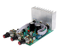 TDA2030A 2.1 Stereo Amp 3 Channel Subwoofer Audio Amplifier Circuit Board