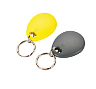 100pcs ABS SNV-type Keychain Card (Fob Tag EM Format)