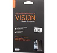 Blue Ray Protector de pantalla anti-Shortsight para Samsung i9500 Galaxy S4