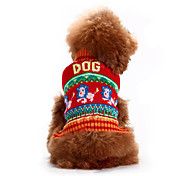 Lovely Lion Pattern Sweater for Pets Dogs (Assorted Sizes)