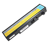 5200mah Replacement Laptop Battery for Lenovo Y450 L08O6D 9cell - Black