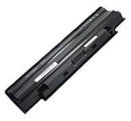 5200mah batería del ordenador portátil del reemplazo para Dell Inspiron 13R 14R 15R 17R M501 M5010 N4010 M5010R 383CW 9cell - Negro
