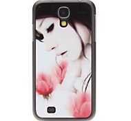 Fashion Designed Dream Girl Pattern Protevtive Hard Back Case for Samsung Galaxy S4 I9500