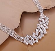 Lknspch030 sechs Linien Sand Perlen-Armband