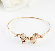 Korea Style Bowknot Bangle Bracelets
