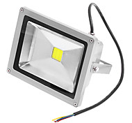 20W 6000K Luz Branca Led Flood Luz AC110/220V