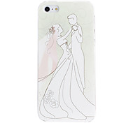 La sposa e lo sposo in abito da sposa modello PC Hard Case per iPhone 5/5S