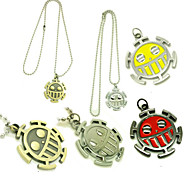 One Piece Trafalgar Law Alloyed Necklace