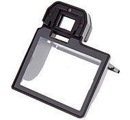 Snap-on LCD Screen Shade Hood for Canon 450D