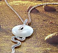 Z&X®  Beauty snake opal necklace