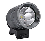 SingFire SF-533 5-Mode Cree XM-L T6 LED Headlamp (1000LM, 4x18650, Black+Gray)