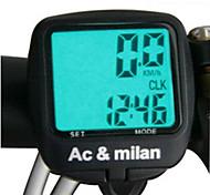 42 Funções de Ciclismo bicicleta Computer Odômetro Velocímetro com Cadence