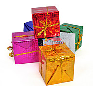 Christmas Gift Box Christmas Decoration(6 Pcs Set)