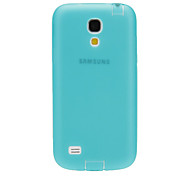Etui TPU pour Samsung Galaxy S4 mini-I9190 (couleurs assorties)