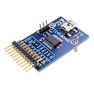 FT245 Mini USB to Parallel FIFO Communication Module