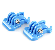 QD Buckle For Gopro HD HERO 3 and 2 Surface (Blue)