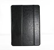 Crazy Horse Line 3 Fold PU Funda de Cuero & Soporte para iPad iPad aire 5 (colores surtidos)
