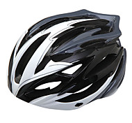 Outdoor Sports PC and EPS Materials Cycling Helmets(27 Vents,Grey)