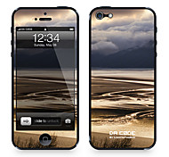 "Da Code ™ Skin for iPhone 4/4S: ""Rivers and Mountains"" (Nature Series)"
