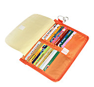 Multifunction Card Bag (40 Cards Capacity Random Color)