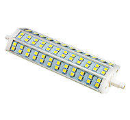 R7S 15W 72 SMD 5050 LM Cool White LED Corn Lights AC 85-265 V