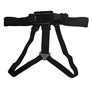 New TMC Black Adjustment Elastic Body Chest Straps Belt for Gopro Hero2&Hero3